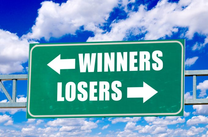 Winners and losers  © Djama86