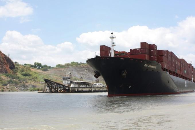 Panama Canal passage