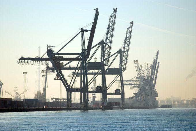port of antwerp Daniël Leppens