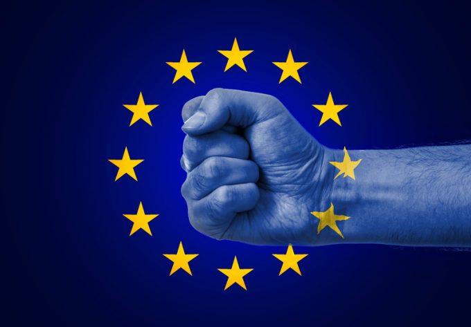 Fist Over Of EU