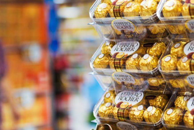 ferrero rocher chocolate © Cookiecutter