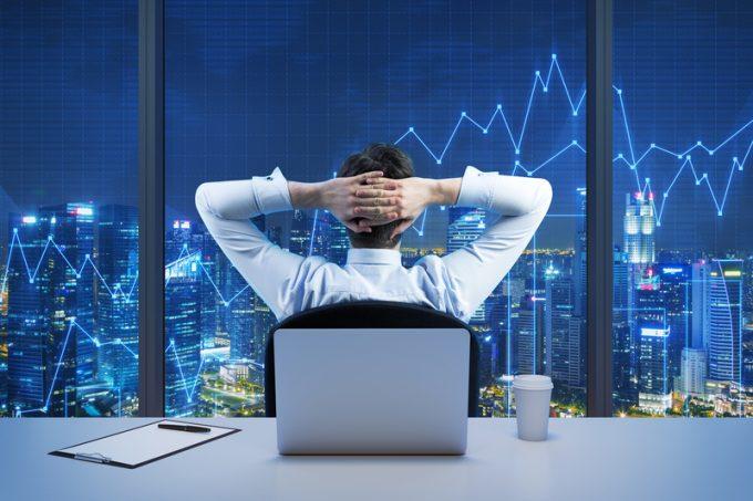 Wonderful views and financial markets