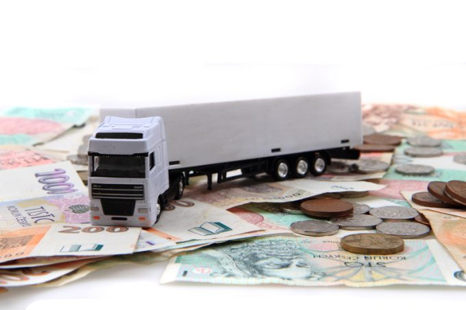lorry money