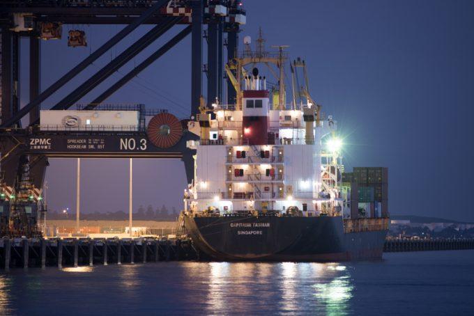 port of sydney