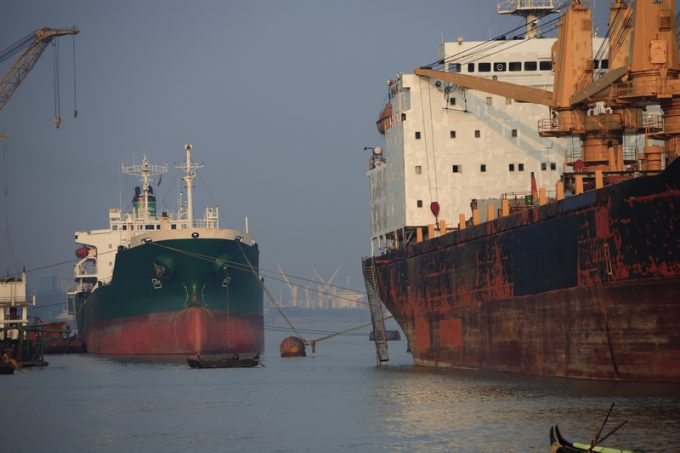 Bangladesh shipping