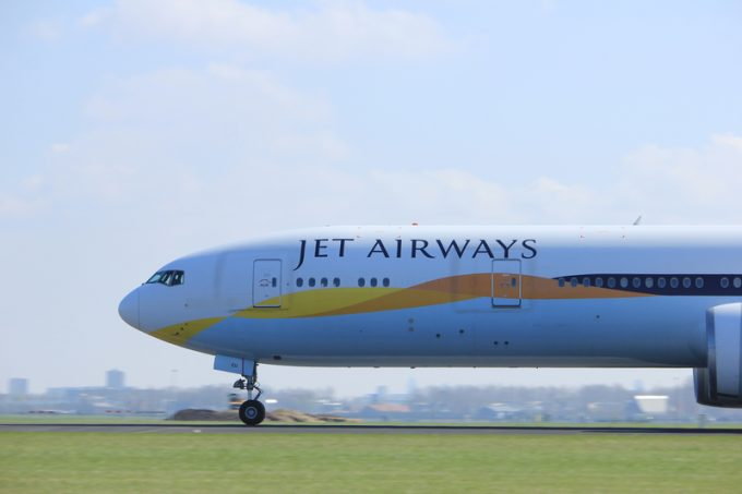 Amsterdam 777 Jet Airways