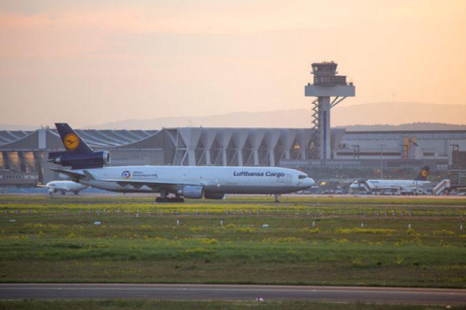 Frankfurt airport cargo