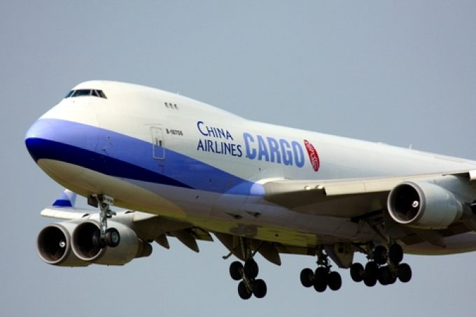 China Airlines Cargo 747