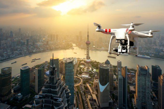 drone china © Prasit Rodphan