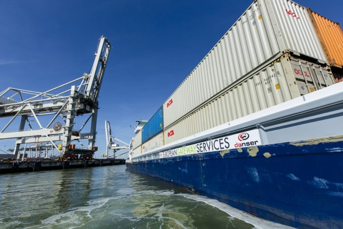 ECT Rotterdam Hutchison Ports