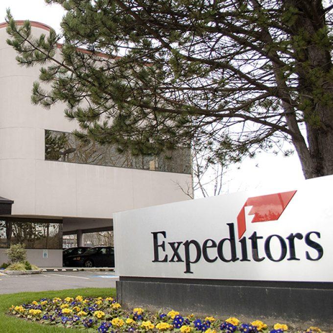 expeditors building