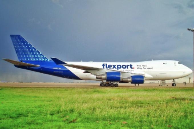 flexport freighter
