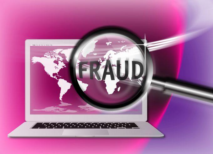 fraud © Andrew Vernon