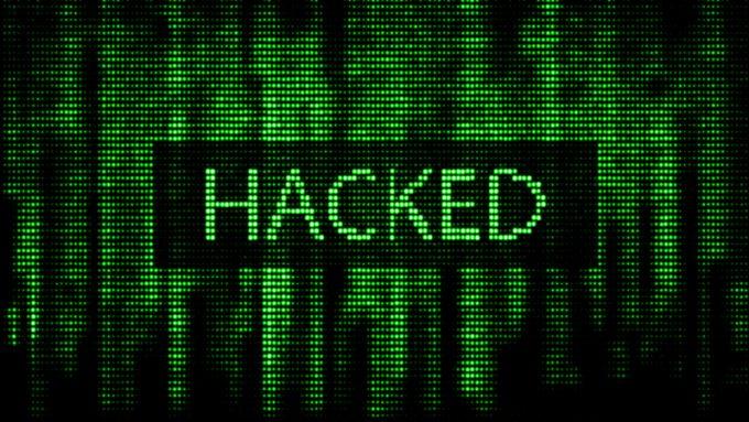 Cyber attack. Digital background green matrix. Binary computer code. Computer screen error templates. 3d rendering