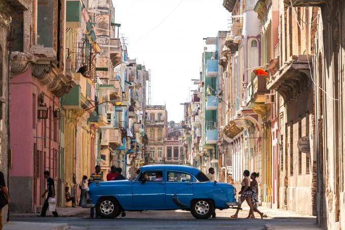 Havana © Genadijs Zelenkovecs
