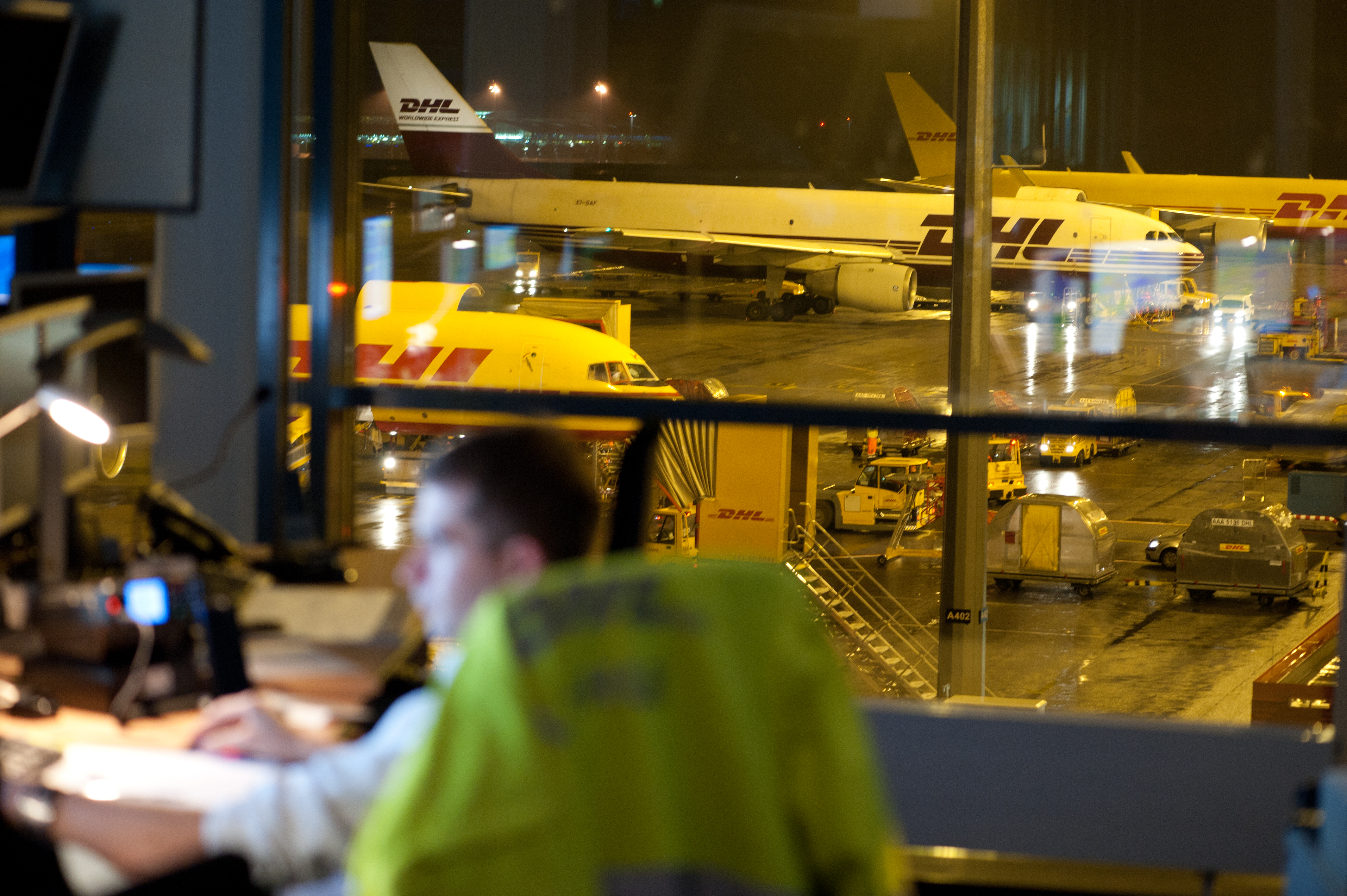 DHL eyes first services to the US from Leipzig with its