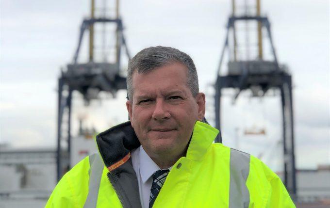 Ian Wilson Forth Ports
