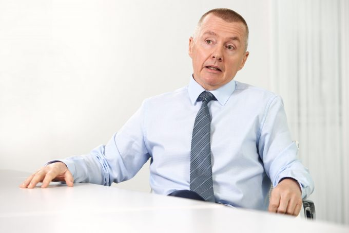 Willie Walsh, Director General , IATA