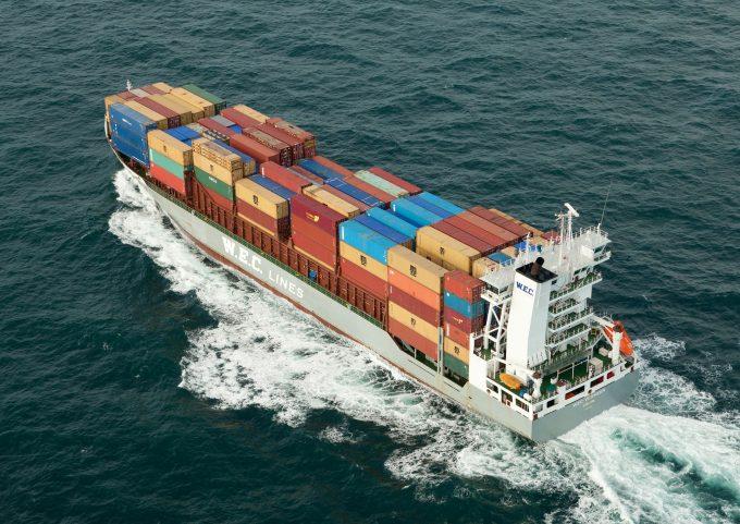 Image of WEC vessel Vermeer