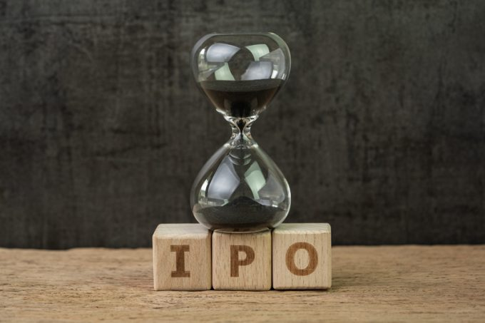 IPO, Initial Public Offering for company to buy and sell in stoc