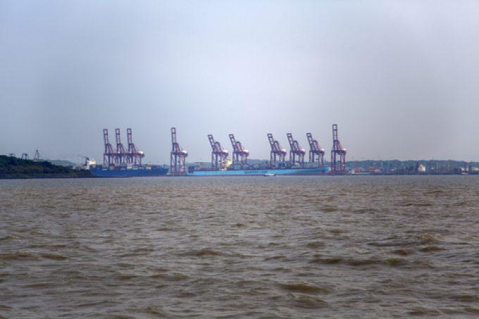 Jawaharlal Nehru Port Trust jnpt © Boggy