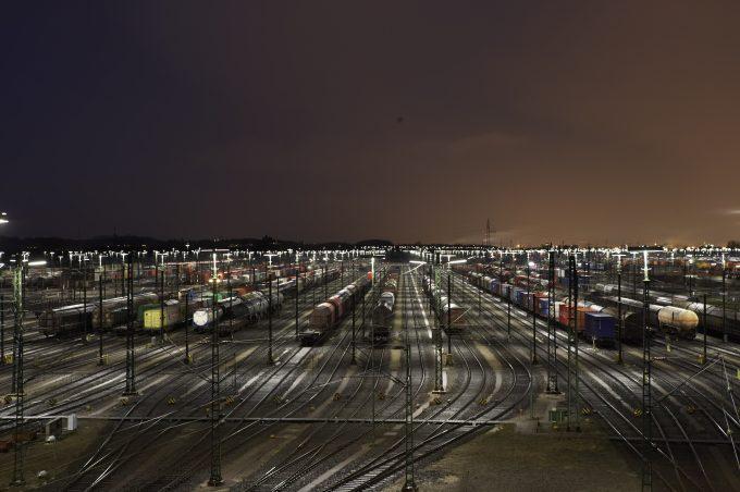 K+N Asia-Europe rail