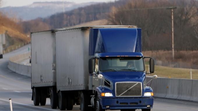 longer heavier trucks