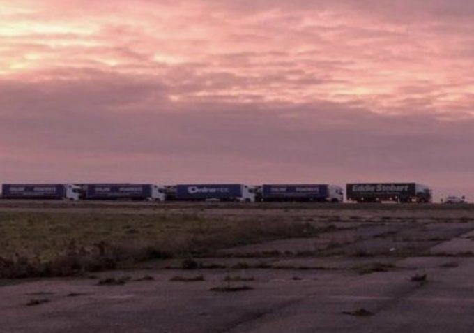 manston lorry rod mckenzie rha
