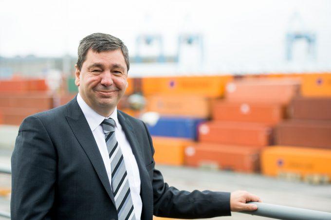 Mark Whitworth, Peel Ports