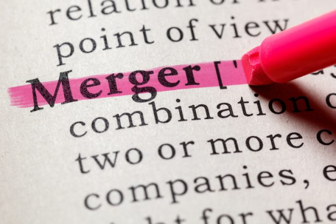 definition of merger