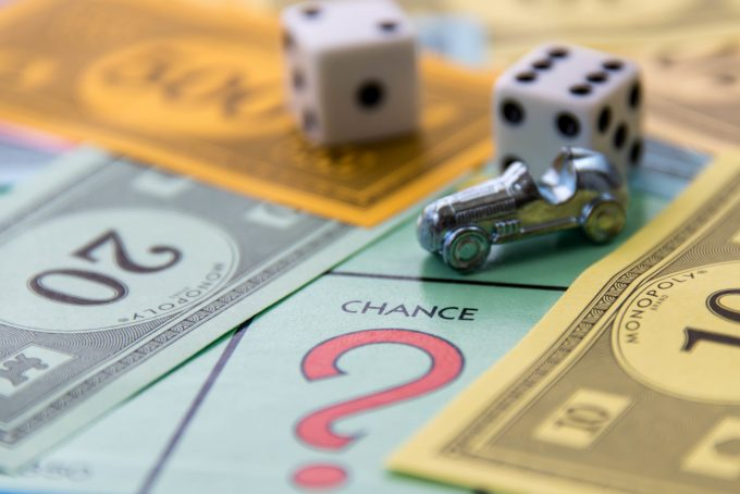 monopoly car © Kathrine Martin |