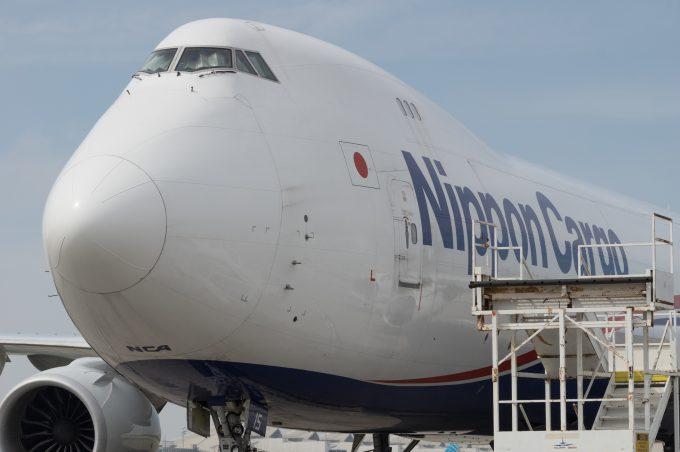 nippon cargo airlines © Ajdibilio