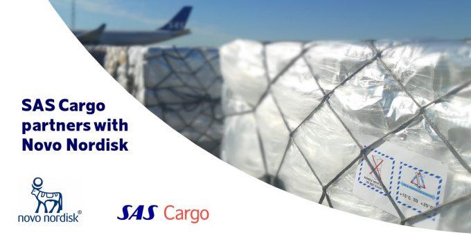 Sas Cargo Partners With Novo Nordisk The Loadstar
