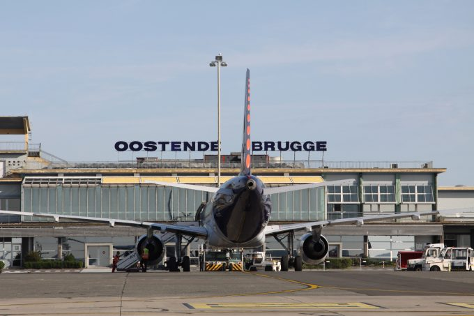 ostend airport