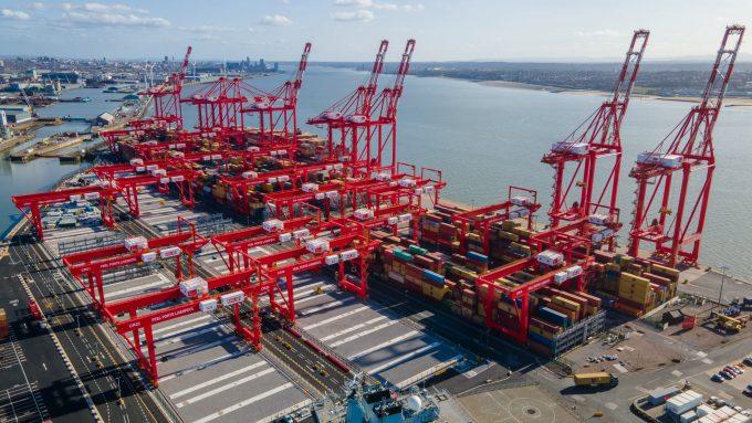 Port of Liverpool Credit Peel Ports