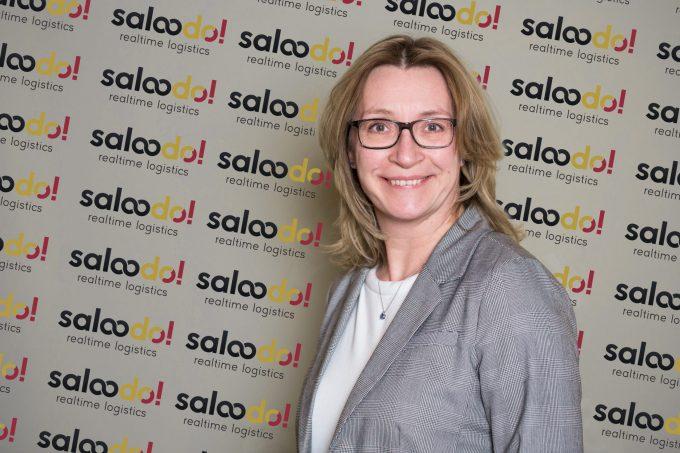Pressebild Antje Huber CEO Saloodo!