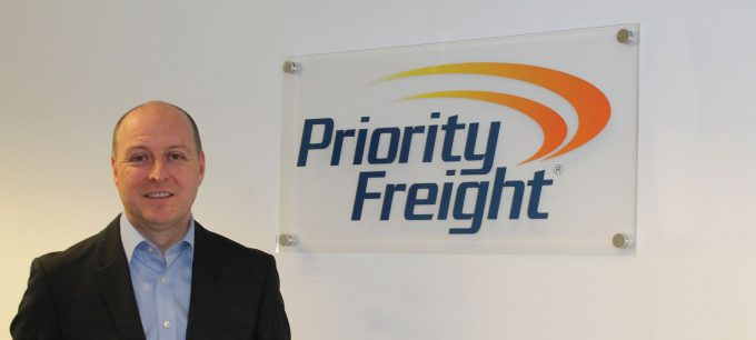 Priority Freight - Steve Downing