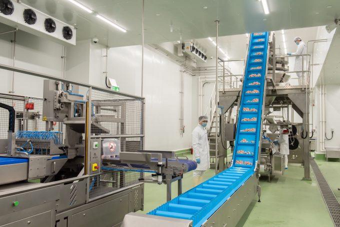 Meatlab Production Line