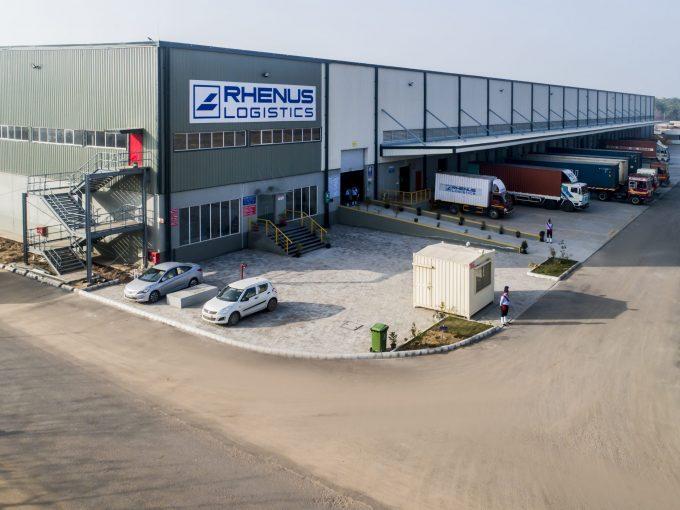 Rhenus India - Warehouse Exterior