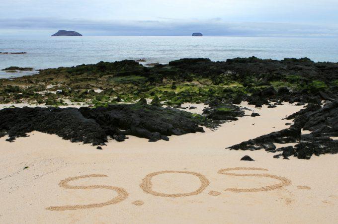SOS Message