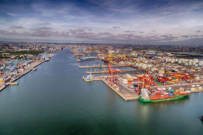 Source Port of Dublin