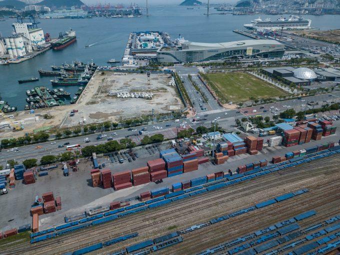 South korea Trade Photo 118889644 © FootageLab Dreamstime.com