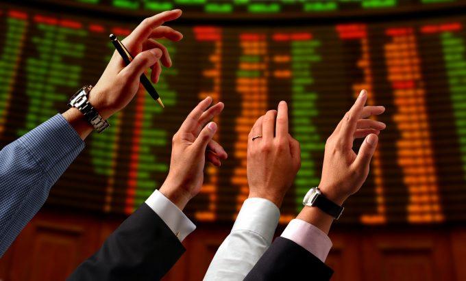 stock market © Ene