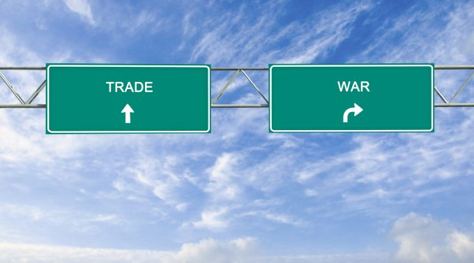 road signs to trade and war