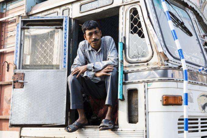 truck india bangladesh © Manfred Thuerig