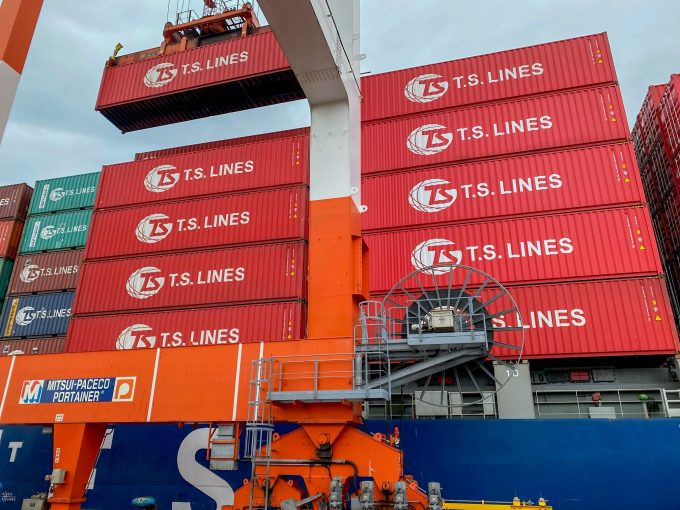 TS Lines containers Credit TS Lines