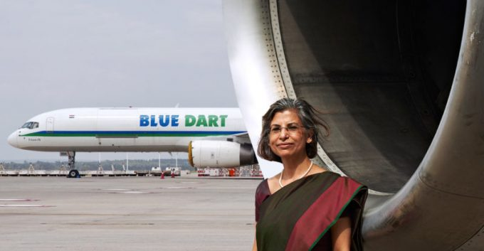 Tulsi Mirchandaney, Managing Director, Blue Dart Aviation. (2)