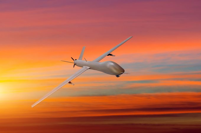 © Dezzor unmanned aircraft
