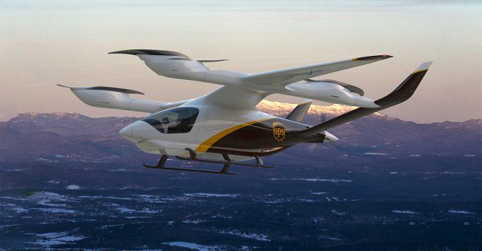 UPSdrone