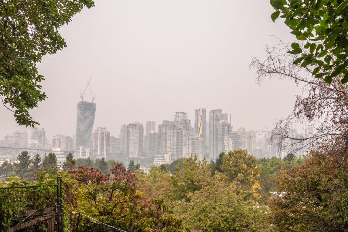 Vancouver wild fires 2018 Photo 124394340 Credit Lucas Green Dreamstime.com